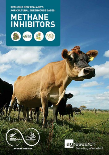Watch out, methane – inhibitors are coming